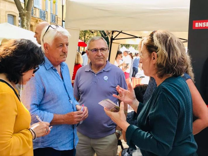 rencontre gay paris 15 à Aix en Provence